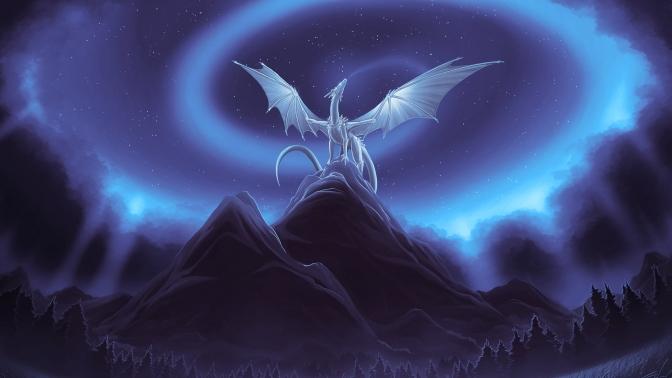 Moon-Dragon